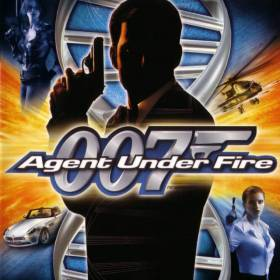 The cover art of the game 007: Agent Under Fire.