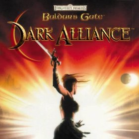 The coverart thumbnail of Baldur's Gate: Dark Alliance