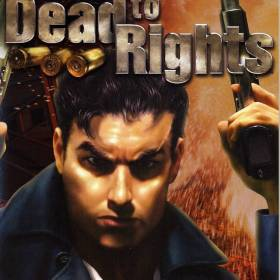 The cover art of the game Dead to Rights.