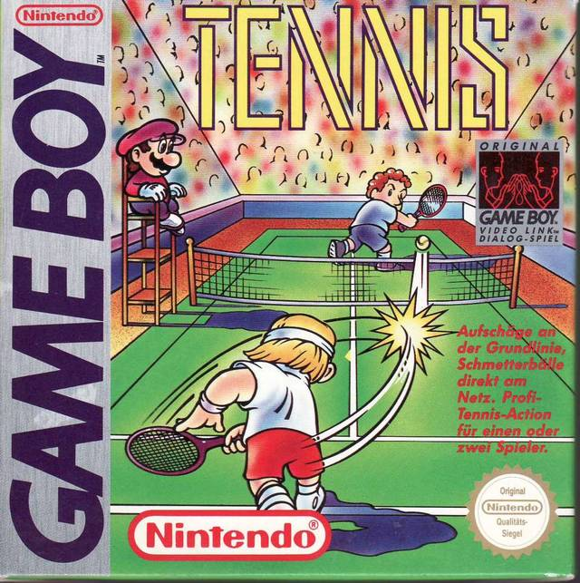 The coverart image of Tennis