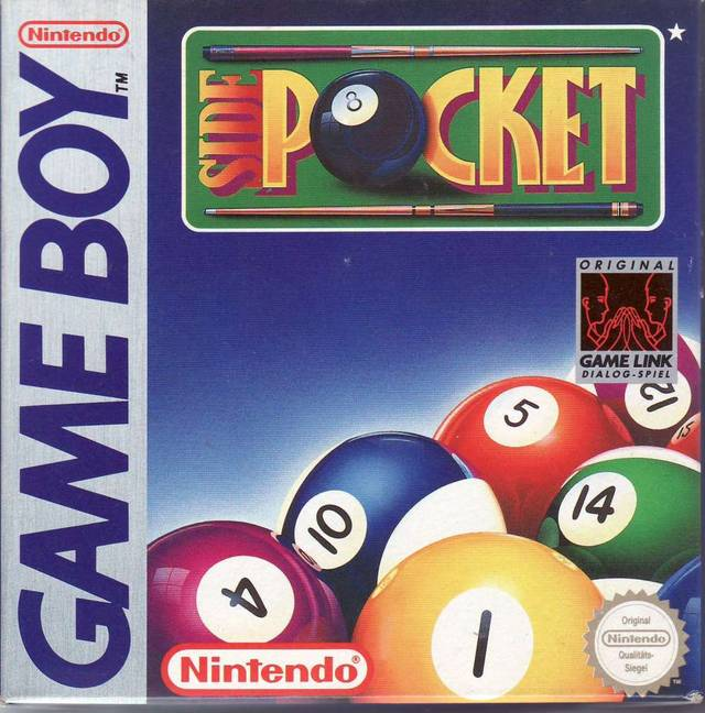 The coverart image of Side Pocket