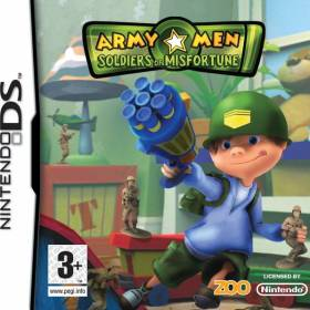 The coverart thumbnail of Army Men: Soldiers of Misfortune