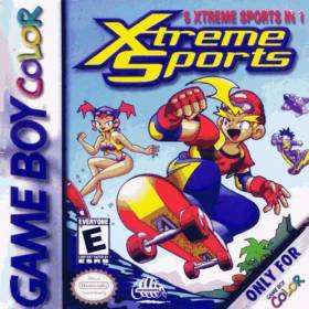 The cover art of the game Xtreme Sports.