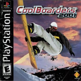 The coverart thumbnail of Cool Boarders 2001