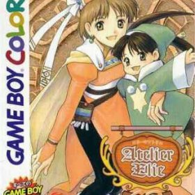 The cover art of the game Elie no Atelier GB.