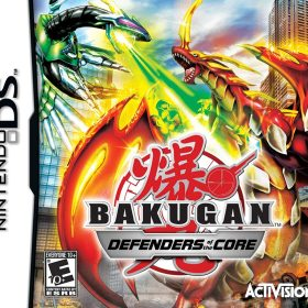 The coverart thumbnail of Bakugan: Defenders of the Core