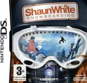The coverart thumbnail of Shaun White Snowboarding