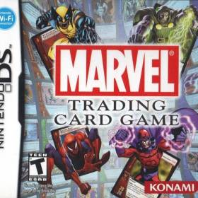 The coverart thumbnail of Marvel Trading Card Game
