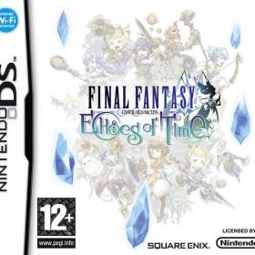 The coverart thumbnail of Final Fantasy Crystal Chronicles: Echoes of Time