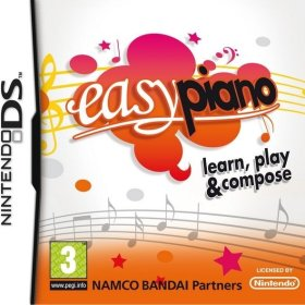 The coverart thumbnail of Easy Piano