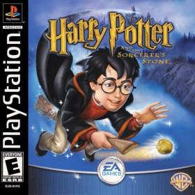 The cover art of the game Harry Potter and the Sorcerer's Stone.