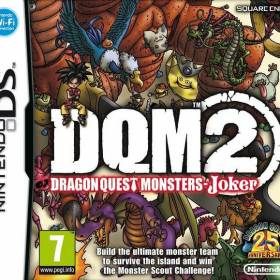 The coverart thumbnail of Dragon Quest Monsters: Joker 2