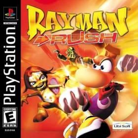 The coverart thumbnail of Rayman Rush