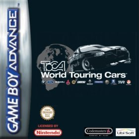 The coverart thumbnail of TOCA World Touring Cars