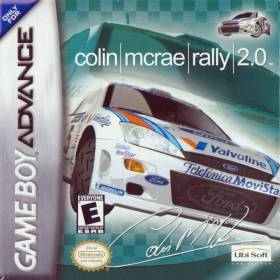 The coverart thumbnail of Colin McRae Rally 2