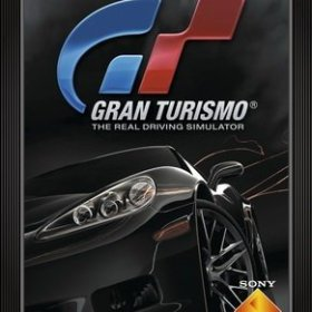 The cover art of the game Gran Turismo (v2.00).