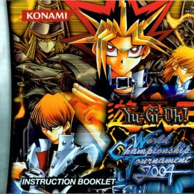 The coverart thumbnail of Yu-Gi-Oh! - World Championship Tournament 2004
