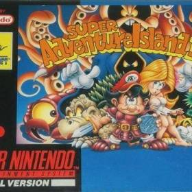 The coverart thumbnail of Super Adventure Island II