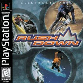 The coverart thumbnail of Rushdown