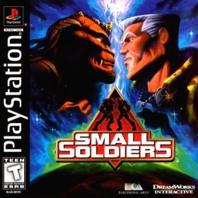 The coverart thumbnail of Small Soldiers