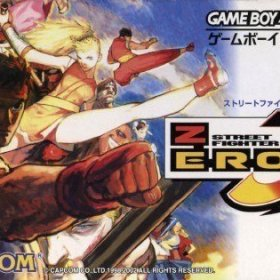 The coverart thumbnail of Street Fighter Zero 3 Upper