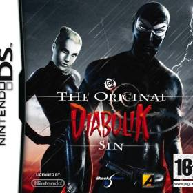 The cover art of the game Diabolik: The Original Sin.
