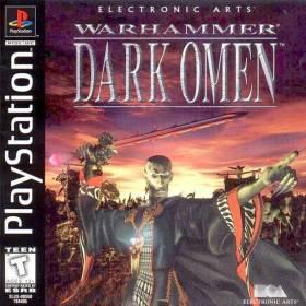 The cover art of the game Warhammer: Dark Omen.