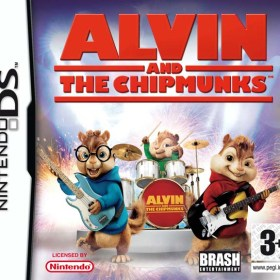 The coverart thumbnail of Alvin and the Chipmunks