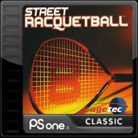 The coverart thumbnail of Street Racquetball