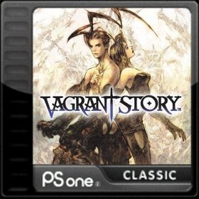 The coverart thumbnail of Vagrant Story