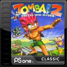 The coverart thumbnail of Tomba! 2
