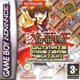 The coverart thumbnail of Yu-Gi-Oh! Ultimate Masters 2006