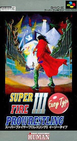 Super Fire Pro Wrestling III - Easy Type