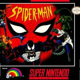 The cover art of the game Spider-Man .