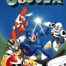 The coverart thumbnail of Rockman's Soccer