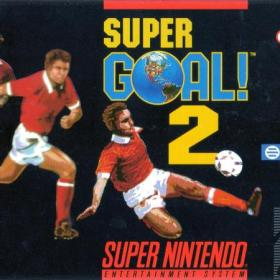 The cover art of the game Super Goal! 2 .