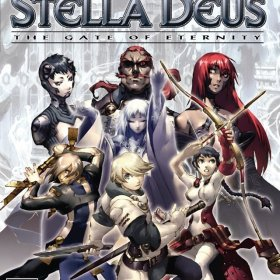 The cover art of the game Stella Deus: The Gate of Eternity.