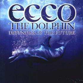 The cover art of the game Ecco the Dolphin: Defender of the Future.
