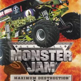 The coverart thumbnail of Monster Jam: Maximum Destruction