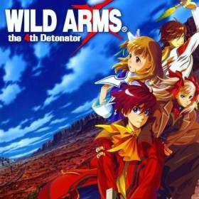 The coverart thumbnail of Wild Arms: The 4th Detonator