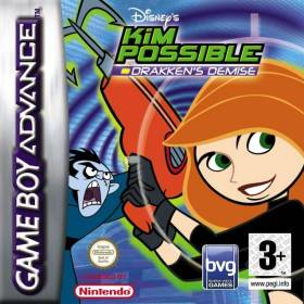 The cover art of the game Kim Possible 2 - Drakken's Demise .