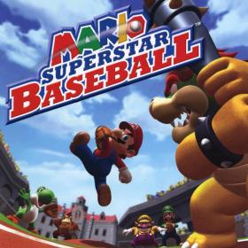 The coverart thumbnail of Mario Superstar Baseball