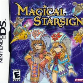 The cover art of the game Magical Starsign .