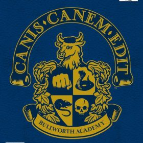 The cover art of the game Canis Canem Edit.