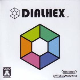 The cover art of the game Bit Generations - Dial Hex .