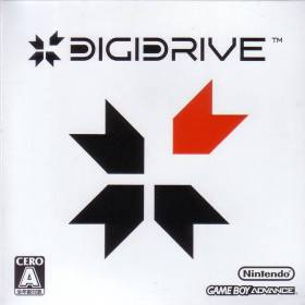 The cover art of the game Bit Generations - Digidrive .