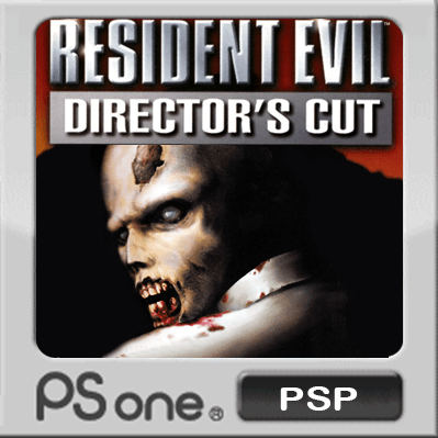 The coverart image of Resident Evil: Director's Cut
