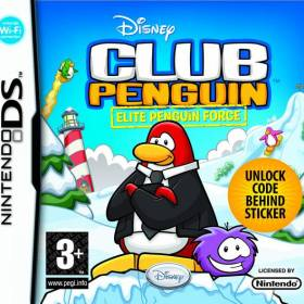 The cover art of the game Club Penguin - Force D'Elite.