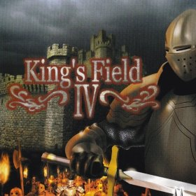 The coverart thumbnail of King's Field IV