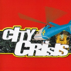 The cover art of the game City Crisis (Europe).